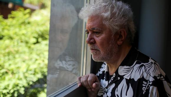 """Pedro Almodóvar ha aprovechado el confinamiento para escribir su nueva película, """"Madres paralelas"""". (Foto: EFE)"""