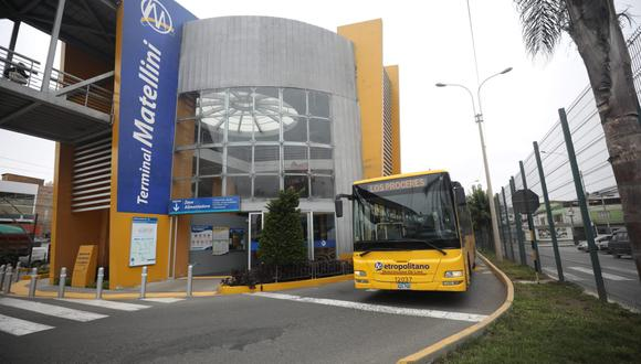Esta medida se implementa luego de que la Autoridad del Transporte Urbano para Lima y Callao (ATU) realizara una evaluación técnica que evidencia un incremento de usuarios entre 9 y 10 a. m., debido a la reanudación progresiva de las actividades económicas. (Foto: GEC)