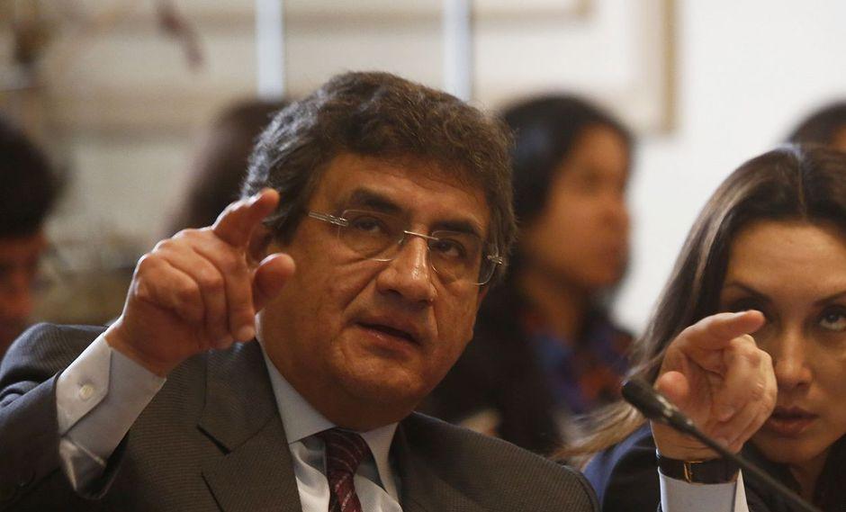 """""""El partido tiene un problema de identidad basado en que no se siente parte del gobierno y quiere actuar a favor del gobierno"""", señaló Sheput. (Foto: GEC / Video: TV Perú)"""