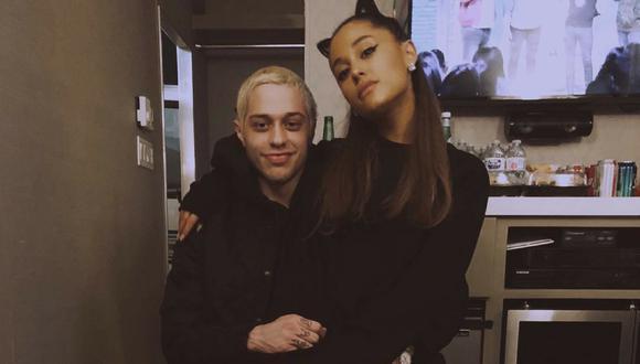 Pete Davidson sabía que quería casarse con Ariana Grande desde que se conocieron | Foto: Instagram