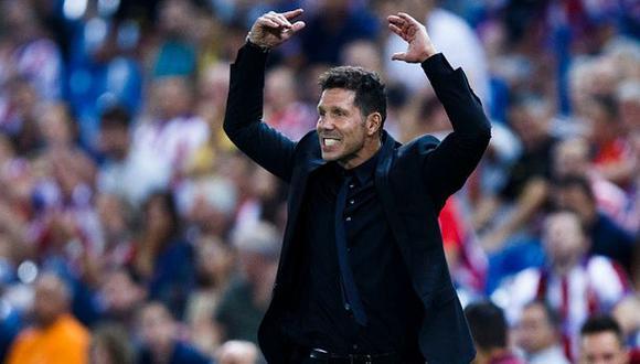 Atlético de Madrid estuvo primero en la tabla durante 32 jornadas (Foto: Getty Images)