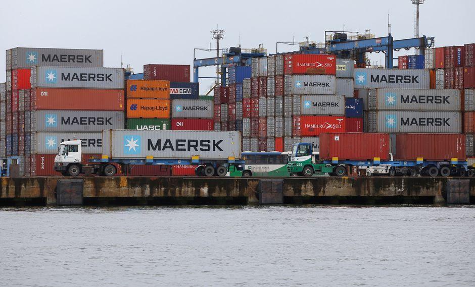 Al menos 15 contratos entre Maersk y Petrobras está siendo investigados por la Policía. (Foto: Reuters)