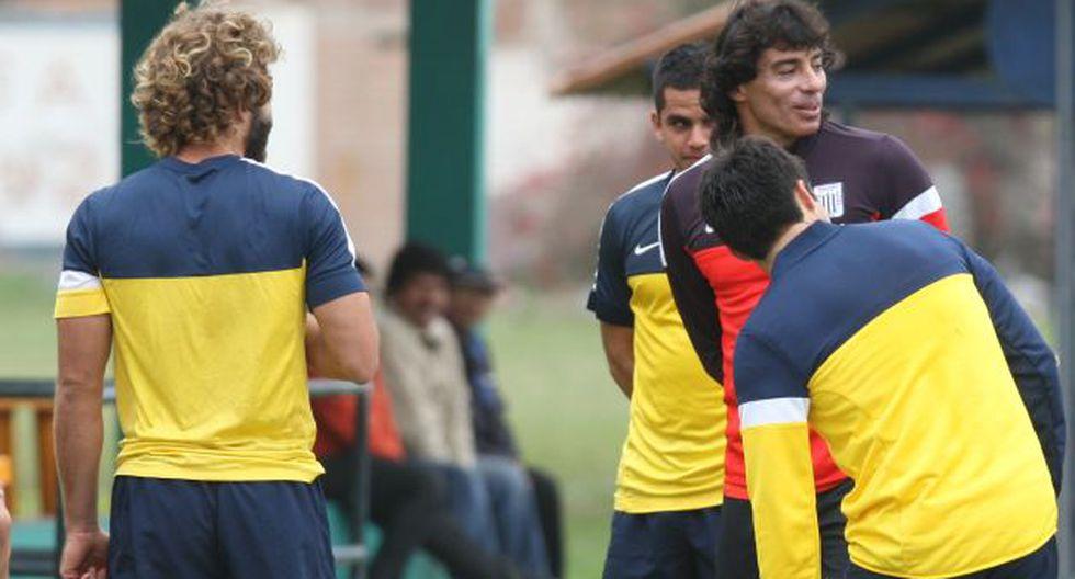 Francisco Pizarro apostará por los jugadores jóvenes. (USI)
