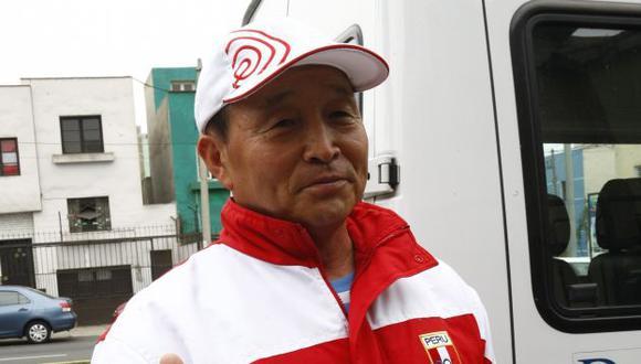 Pedro Kim Kim está hospitalizado. (USI)