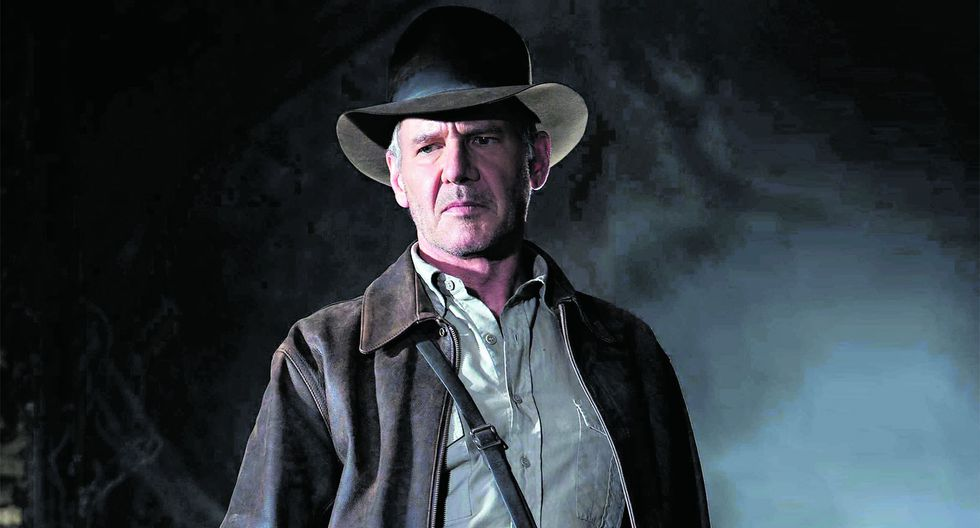 Harrison Ford le dice adiós a 'Indiana Jones'. (USI)