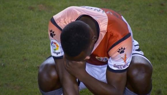 Luis Advíncula ha participado en 34 partidos de Rayo Vallecano en LaLiga SmartBank. (Captura: Movistar LaLiga)