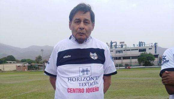 Chale asumirá un nuevo desafío profesional en el club Centro Iqueño. (Foto: @IquenoFc)