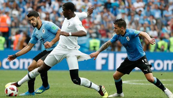 Francia y Uruguay se vuelven a ver las caras este año. (AP)