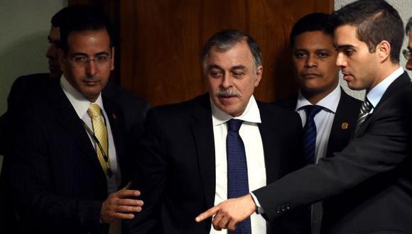 INVESTIGACIÓN. Ex directivo está detenido por lavado de dinero, evasión tributaria y otros delitos. (AFP)