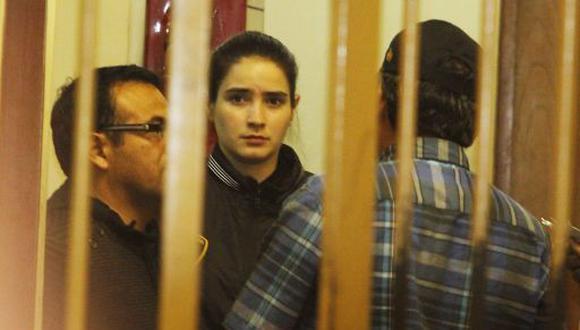 Katiuska del Castillo sueña con salir de prisión.