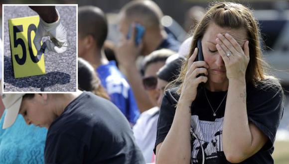Gran preocupación en Texas por nuevo hecho violento en escuela. (AP)