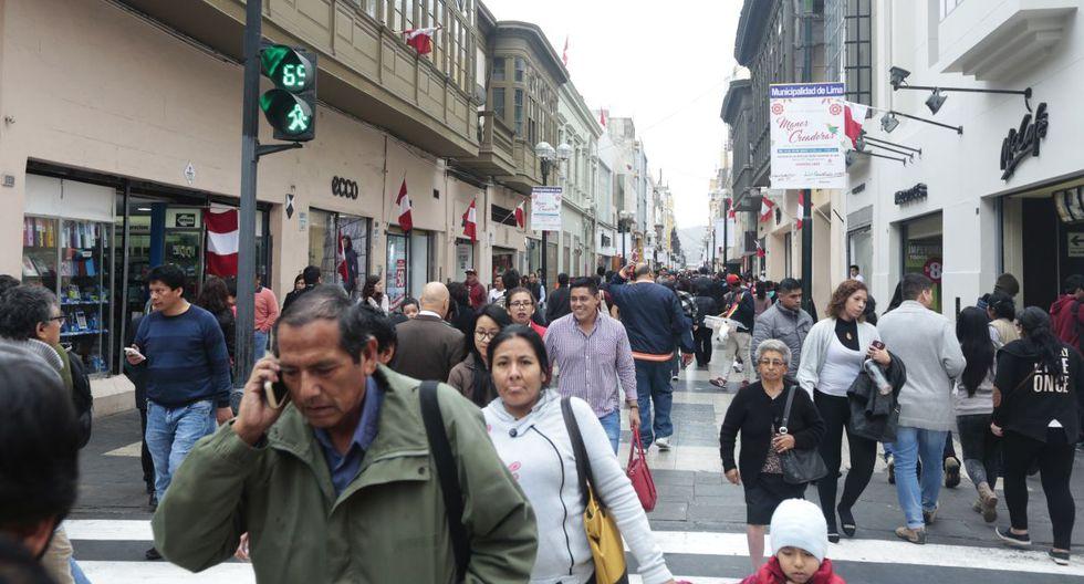 Lima se ubica en el sexto lugar como la ciudad más segura de Latinoamérica, por encima de Quito, Bogotá y Caracas, según The Economist. (Foto: GEC)