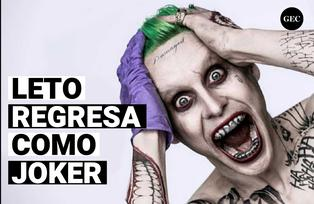 Jared Leto regresa como Joker