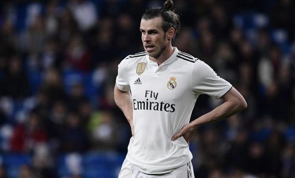 Gareth Bale es jugador de Real Madrid desde la temporada 2013-14. (Foto: AFP)