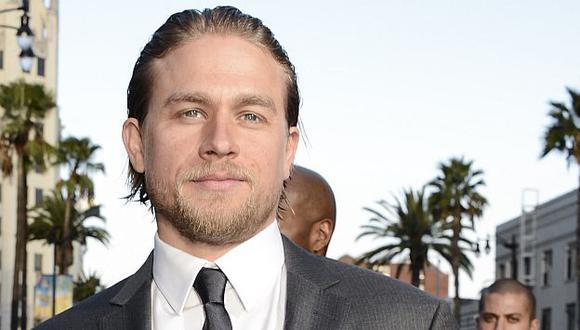 Charlie Hunnam ya no será Christian Grey. (AP)