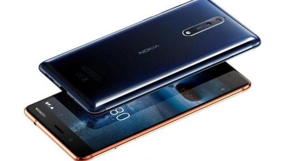 A puertas del inicio del Mobile World Congress 2018 (MWC), las filtraciones de los nuevos smartphones de las grandes compañías como Samsung y Huawei no se detienen. (Nokia)
