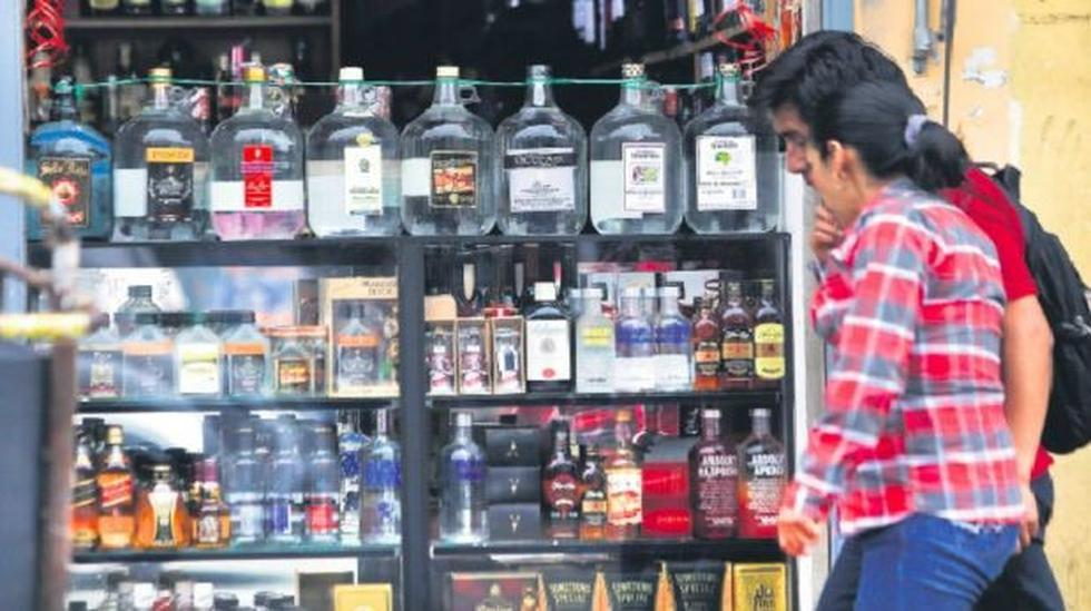 alcohol adulterado