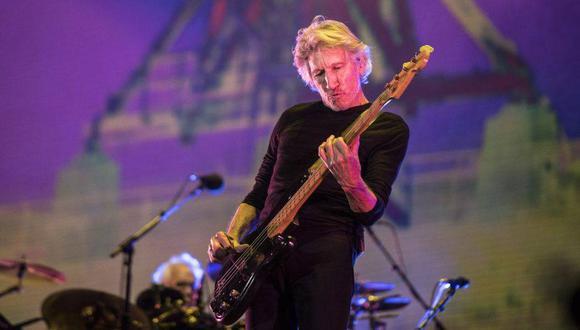 Roger Waters se casó por quinta vez a los 78 años. (Foto: EFE)