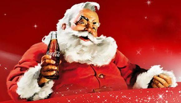 ¿Coca-Cola creó a Papá Noel? (Coca-Cola)