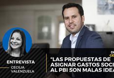 Diego Macera analiza las propuestas electorales planteadas por candidatos presidenciales