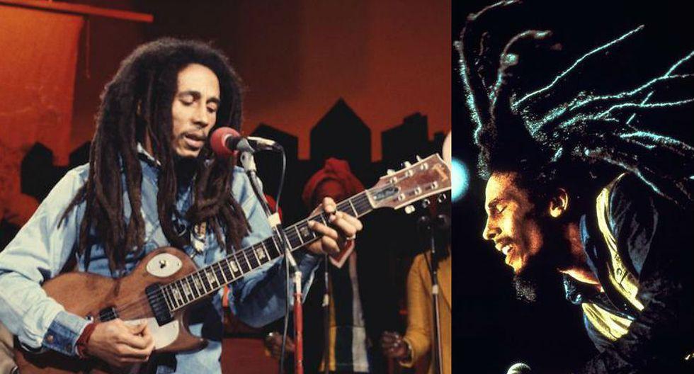 Bob Marley  falleció un 11 de mayo de 1981, con solo 36 años. (Facebook: Bob Marley).