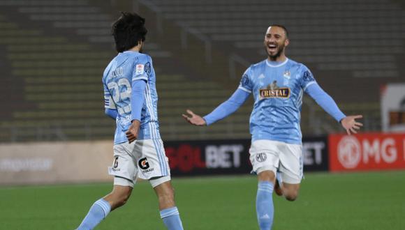 Cristal busca un cuarto triunfo al hilo en la Liga 1 ante Mannucci. (Foto: Twitter Sporting Cristal)