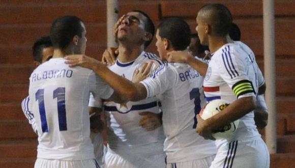Paraguay quiere celebrar. (AP)