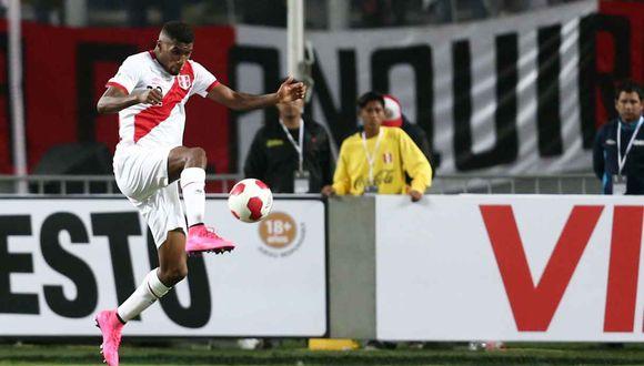 Carlos Ascues volvió a la convocatoria de la selección peruana. (Foto: GEC)