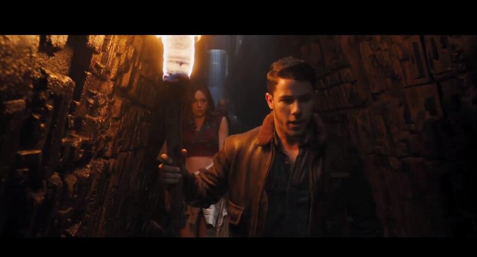 """Nick Jonas comparte su emoción tras iniciar rodaje en la secuela de """"Jumanji"""". (Foto: Captura de pantalla)"""