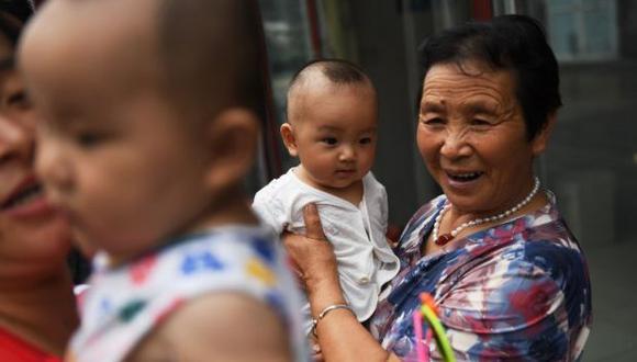 Un estricto control de la natalidad en China evitó unos 400 millones de nacimientos durante casi cuatro décadas, según cálculos. (Foto: AFP)