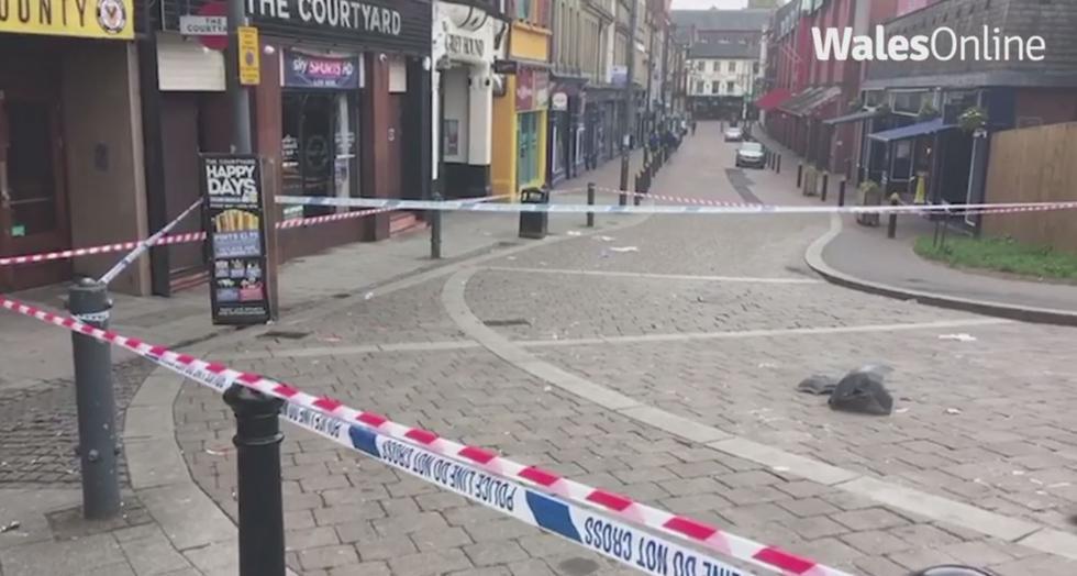 Incidente en Gales