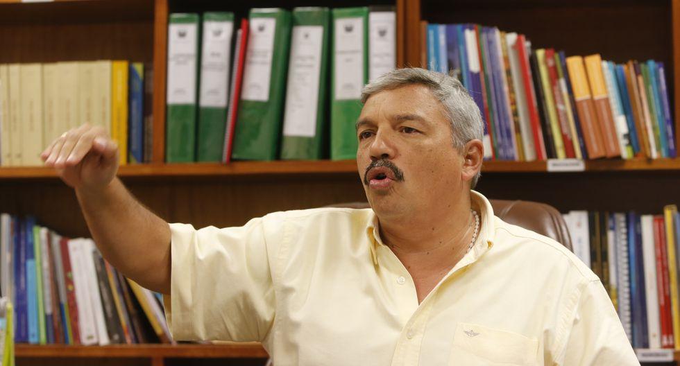 Alberto Beingolea dijo que envió un documento a Proinversión sobre un proyecto relacionado a Odebrecht pero antes de las supuestas coordinaciones por las encuestas. (Foto: GEC)