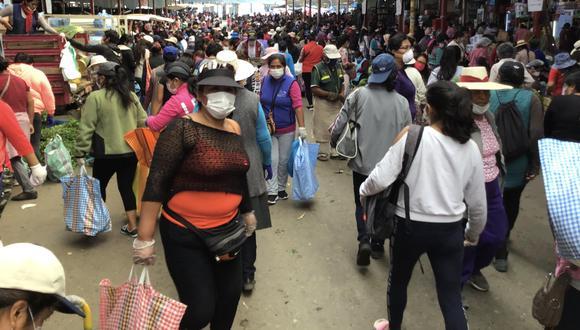 Tacna: Diresa identificó 87 puntos de concentración de casos y riesgo de contagio de COVID-19.