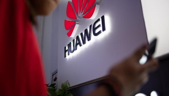 Huawei figura en la lista negra de Estados Unidos, que le acusa de un posible espionaje. (Foto: AFP)