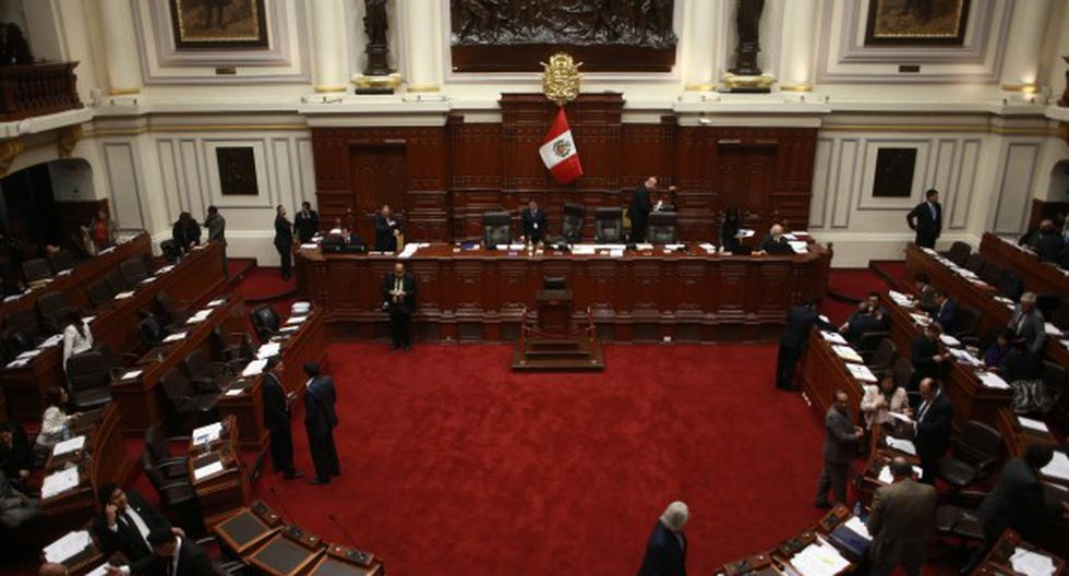 Será la primera sesión plenaria desde que se dispuso la ampliación de la legislatura hasta el 25 de julio para terminar el debate de los proyectos de reforma política propuestos por el Ejecutivo. (Foto: GEC)