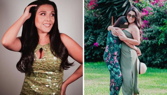 Tula Rodríguez señaló que no siempre su hija la quiere ayudar con lo quehaceres del hogar. (Foto: Instagram @tulaperu).