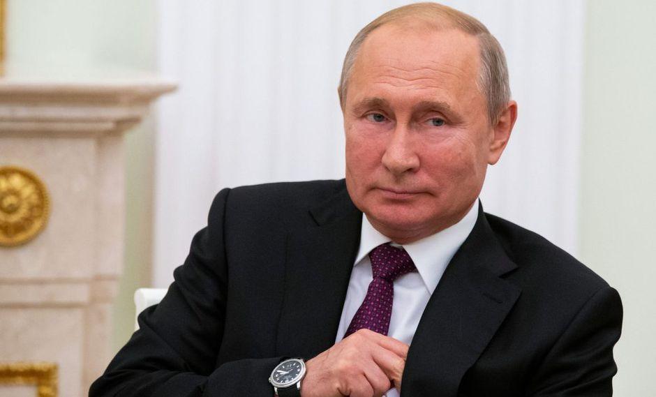 Putin declaró en una reunión de su Consejo de seguridad. (Foto: AFP)