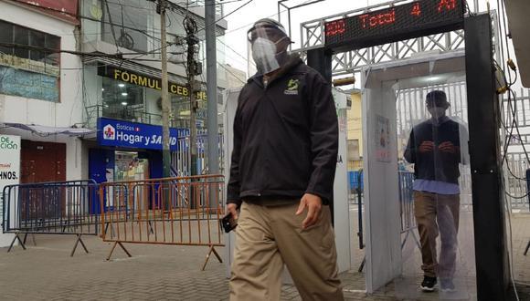 Emporio comercial de Gamarra podrá controlar el aforo de 300 mil personas en tiempo real para evitar aglomeraciones y contagios de COVID-19.