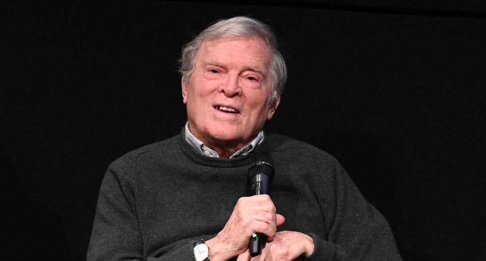 D.A. Pennebaker, cineasta y maestro del género documental, murió a los 94 años. (Foto: AFP)