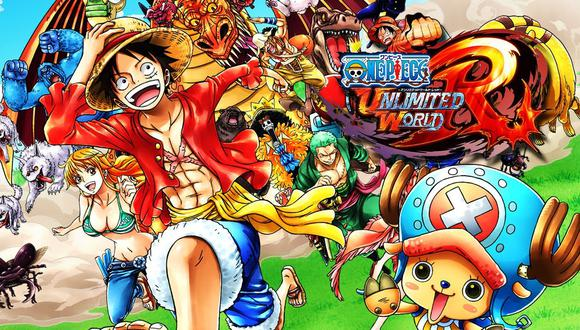 One Piece: Unlimited World Red (Difusión)