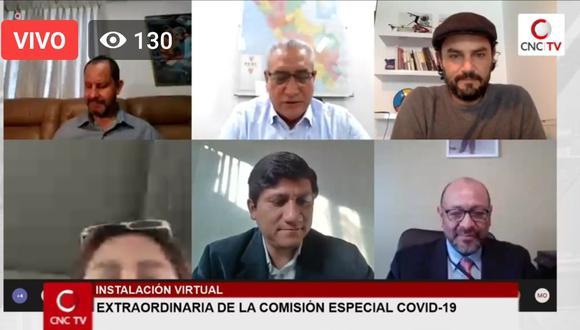 Amazonas: Congresista exhorta a gobernador regional a trabajar de manera eficiente contra el COVID-19