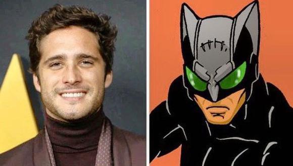 """Diego Boneta confirma que interpretará a """"El Gato Negro"""", el primer superhéroe latino.(Foto: @diego)"""
