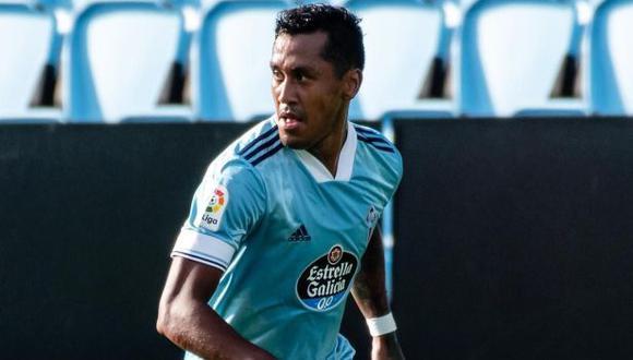 Renato Tapia ya tiene 21 partidos en la presente temporada de LaLiga Santander. (Foto: Celta de Vigo)