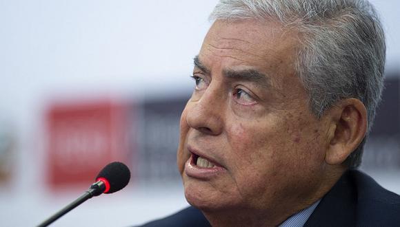 César Villanueva permaneció internad en una clínica de la capital durante varios días. (Foto: GEC)