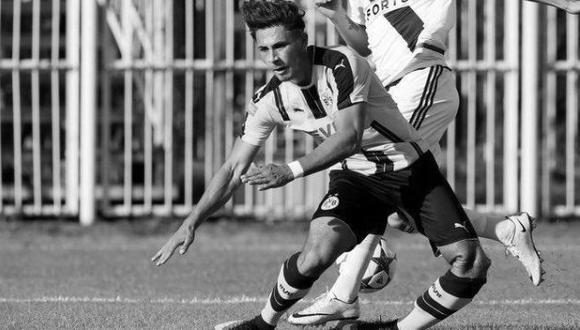 Jugador juvenil del Dortmund estudiará gestión deportiva. (CNNTurk)