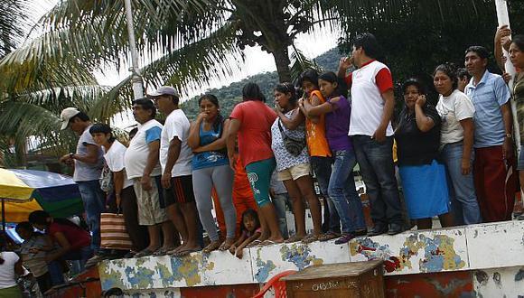 Los jóvenes también se beneficiarán con la política en el VRAEM. (Perú21)