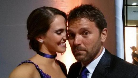 Emilia Drago: Su esposo Diego Lombardi habló sobre la dura revelación de la actriz. (USI)
