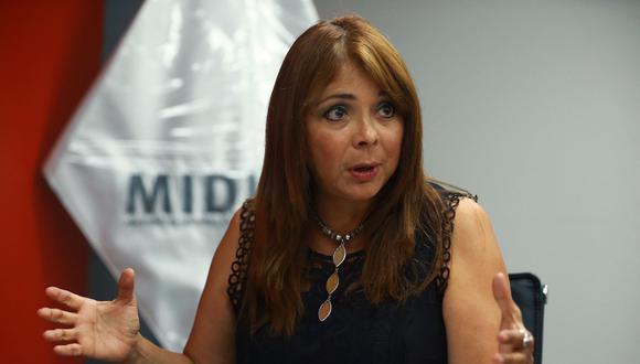 Liliana La Rosa criticó el actuar de Germán Málaga. (Foto: Andina/Vidal Tarqui)
