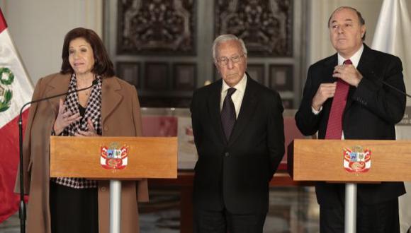 ¿SOLO PARA LA FOTO? Los dirigentes del PPC consideran que el Gobierno sí los escuchó. (César Fajardo)