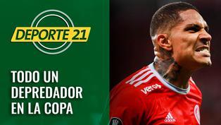 Guerrero en modo 'Depredador' en la Copa Libertadores